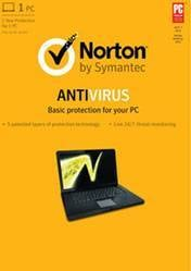 Norton Antivirus 2014 1 Year