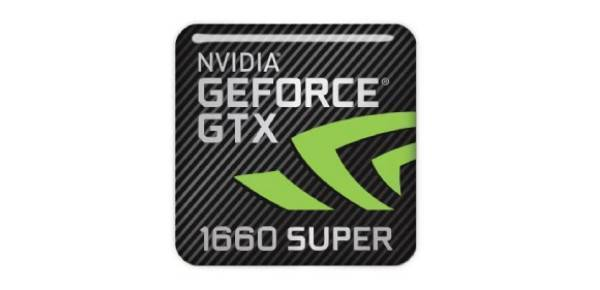 NVIDIA GEFORCE GTX 1660 SUPER 6GB GDDR6