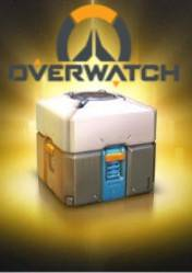 Overwatch Golden Loot Box (PC/PS4/Xbox)