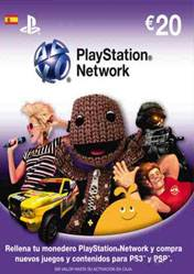 PlayStation Network Card 20€ ES