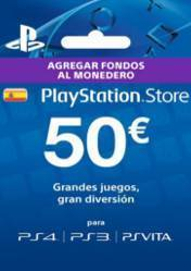 PlayStation Network Card 50€ ES