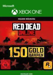 RED DEAD REDEMPTION 2 Online 150 Gold Bars