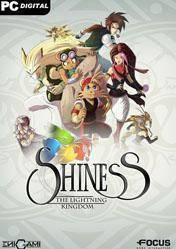 Shiness The Lightning Kingdom