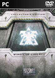Starcraft 2: Wings of Liberty Collectors Edition