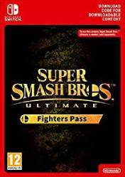 Super Smash Bros Ultimate Fighters Pass DLC