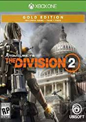 The Division 2 Gold Edition