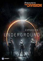 The Division Expansion 1 Untergrund