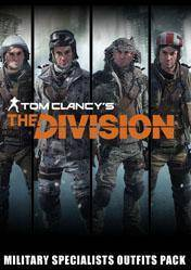 The Division Military Specialists Outfits Pack