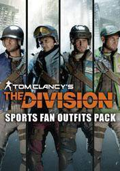 The Division Sports Fan Outfit Pack