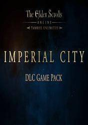The Elder Scrolls Online Tamriel Unlimited Imperial City