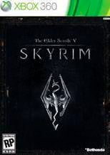 The Elder Scrolls V: Skyrim Xbox 360