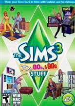 Die Sims 3: 70s, 80s and 90s Stuff Pack