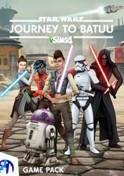 The Sims 4 Star Wars Journey to Batuu