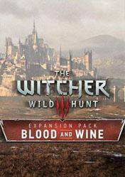 The Witcher 3 Wild Hunt Blood and Wine DLC