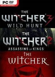 The Witcher Trilogy Pack
