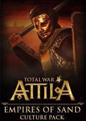 Total War Attila Empires of Sand Culture Pack