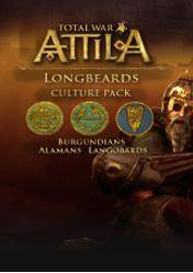 Total War Attila Longbeards Culture Pack DLC