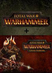 Total War Warhammer + Guerriers du Chaos Race Pack