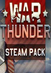 War Thunder Steam Pack