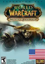 World of Warcraft Mists of Pandaria US