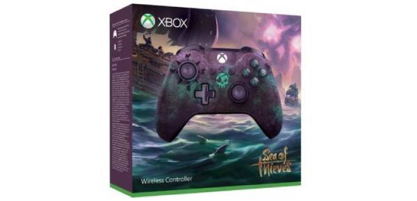 XBOX ONE WIRELESS CONTROLLER SEA OF THIEVES EDITION