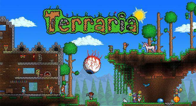 Concours Terraria cd key (Digital Download)