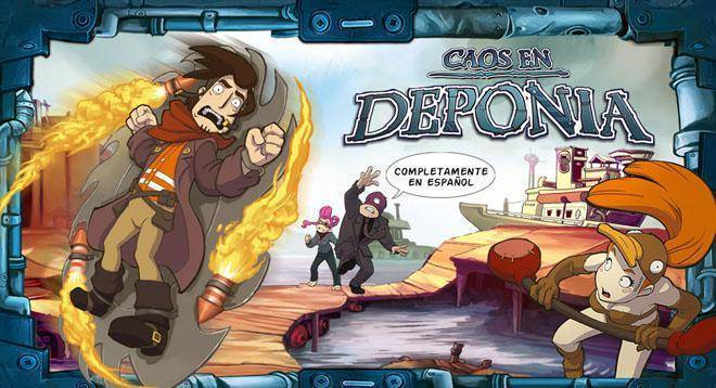 CONCOURS DEPONIA 2: CHAOS ON DEPONIA (Digital Download)