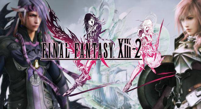 Final Fantasy XIII-2 Giveaway (Steam cd key)