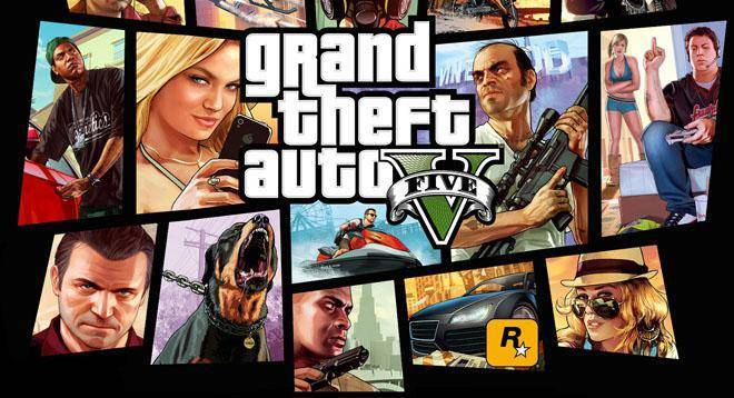 Grand Theft Auto V Giveaway (Rockstar cd key)