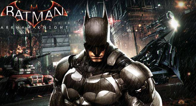 Batman Arkham Knight Giveaway (Steam cd key)