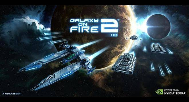 Galaxy on Fire 2 HD Giveaway!