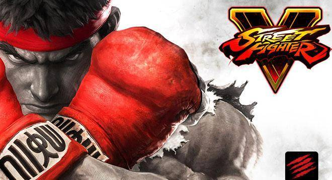 Street Fighter V Giveaway (Steam cd key)