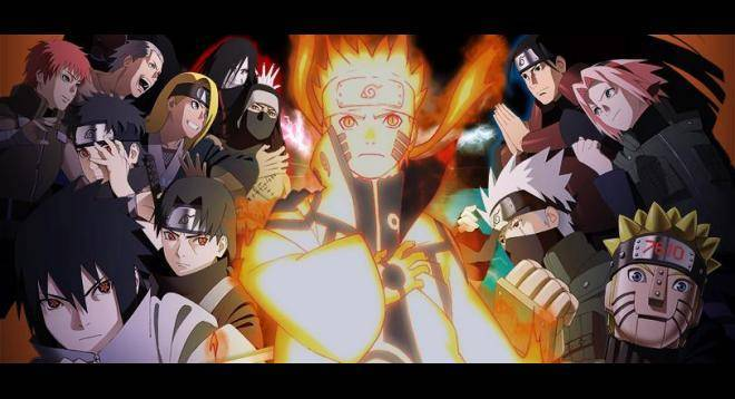 Naruto SUN STORM Revolution Giveaway!