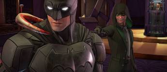 Article title about Batman The Telltale Series