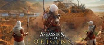 Article title about Assassins Creed Origins