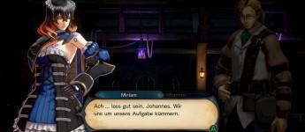 Titel des Artikels überBloodstained:  Ritual of the Night