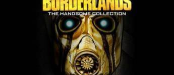 Article title about Borderlands: The Handsome Collection