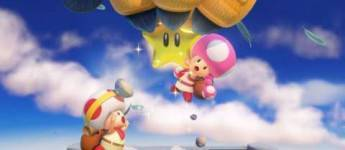 Article title about Captain Toad: Treasure Tracker