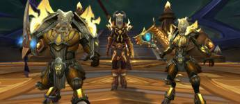 Article title about World of Warcraft: Battle for Azeroth