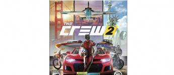 Article title about The Crew