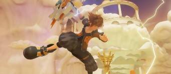 Article sur Kingdom Hearts 3