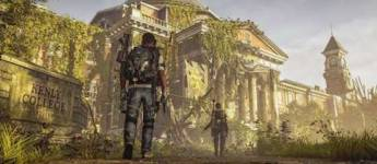 Article title about The Division 2