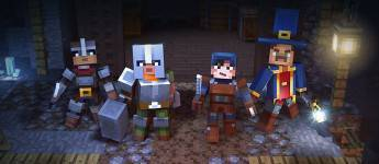 Article sur Minecraft