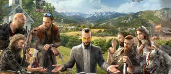 Article title about Far Cry