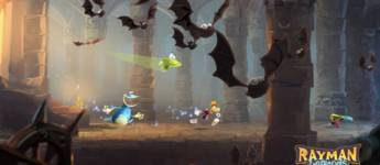 Article title about Rayman Legends