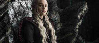 Article title about Game of Thrones