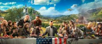 Article title about Far Cry 5