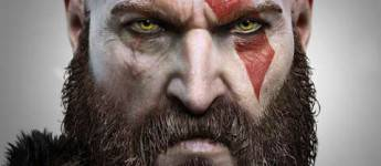 Article title about God of War 4