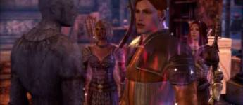 Article title about Dragon Age: Origins