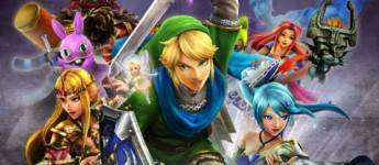 Article title about Hyrule Warriors: Definitive Edition